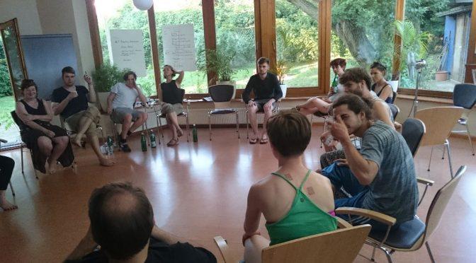 Sozialistische Selbstorganisation anleiten lernen – Juleicaausbildung bei der Sozialistischen Jugend