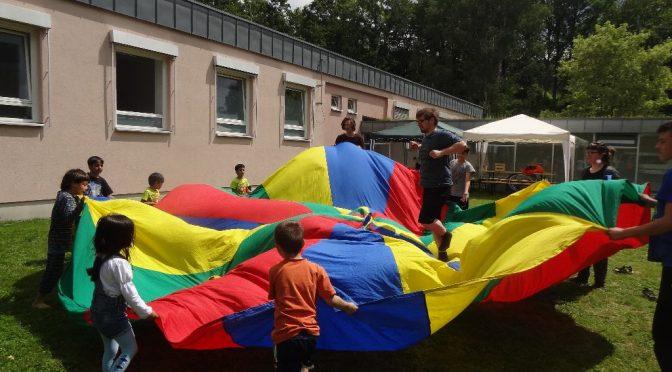 Lern die Arbeit des Spielmobils Göttingen kennen!