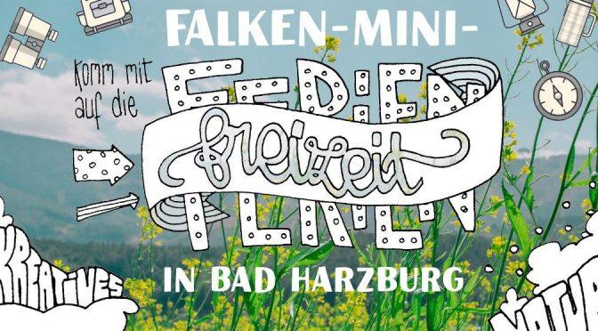 Falken-Mini-ferienfreizeit in Bad Harzburg